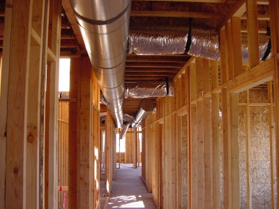 Duct work in Plainville GA by PayLess Heating & Cooling Inc.